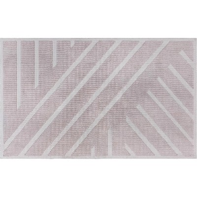 Geo Stripe Bath Mat Peach - Project 62™ + Nate Berkus™