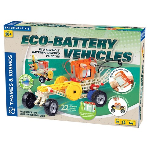 Thames and Kosmos Eco-Battery Vehicles - image 1 of 6