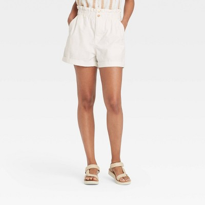 Women's High-Rise Shorts - Universal Thread™