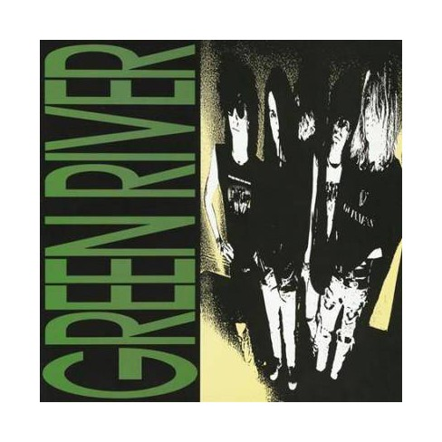 Green River - Dry As A Bone (Vinyl) - image 1 of 1