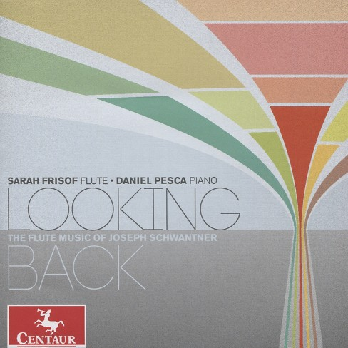 Sarah frisof - Schwantner:Looking bach (CD) - image 1 of 1