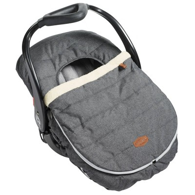 JJ Cole Car Seat Cover - Heather Gray