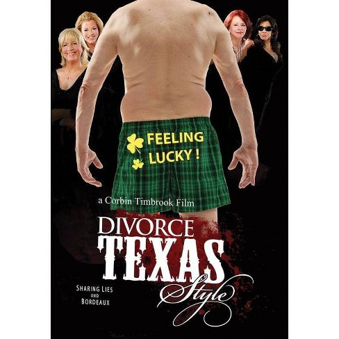 Divorce Texas Style (DVD) - image 1 of 1