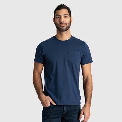 Men's United By Blue Organic Pocket T-Shirt