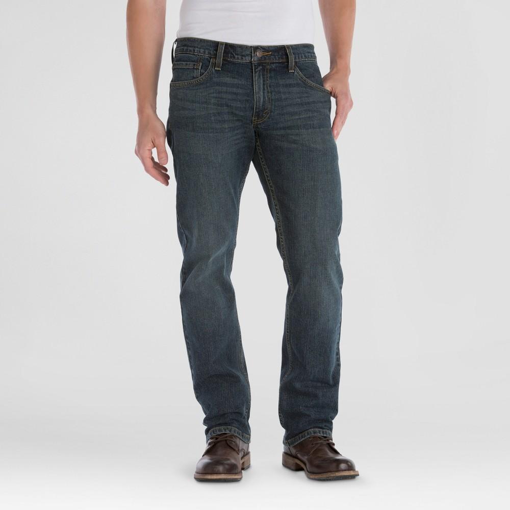 Denizen from Levi's Men's 218 Straight Fit Jeans - Sierra 33x32