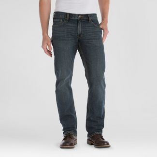 DENIZEN® from Levi's® Men's 218 Straight Fit Jeans - Sierra 38x32