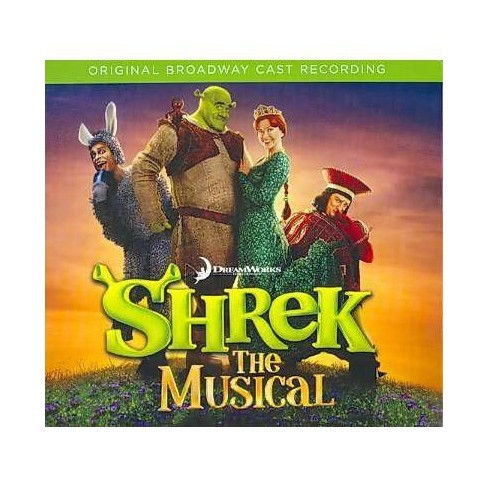 Original Soundtrack Shrek The Musical Ocr Cd Target