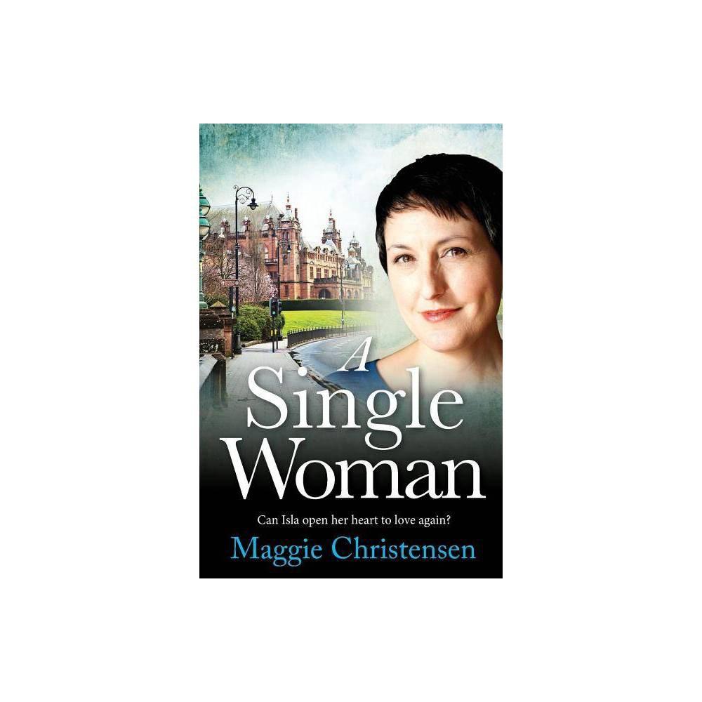 A Single Woman By Maggie Christensen Paperback