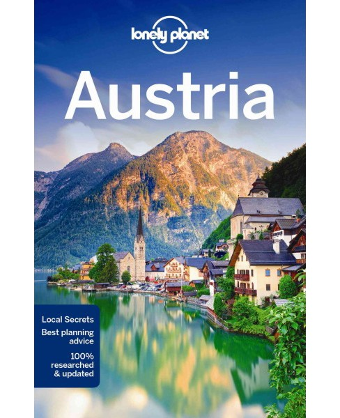 Lonely Planet Austria (Paperback) (Marc Di Duca & Kerry Christiani & Catherine Le Nevez & Donna Wheeler) - image 1 of 1