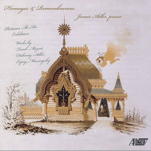 Paul Turok - Turok: Homages And Remembrances (CD) - image 1 of 1