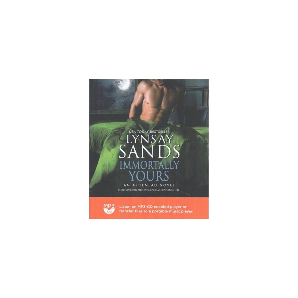 Immortally Yours (MP3-CD) (Lynsay Sands)