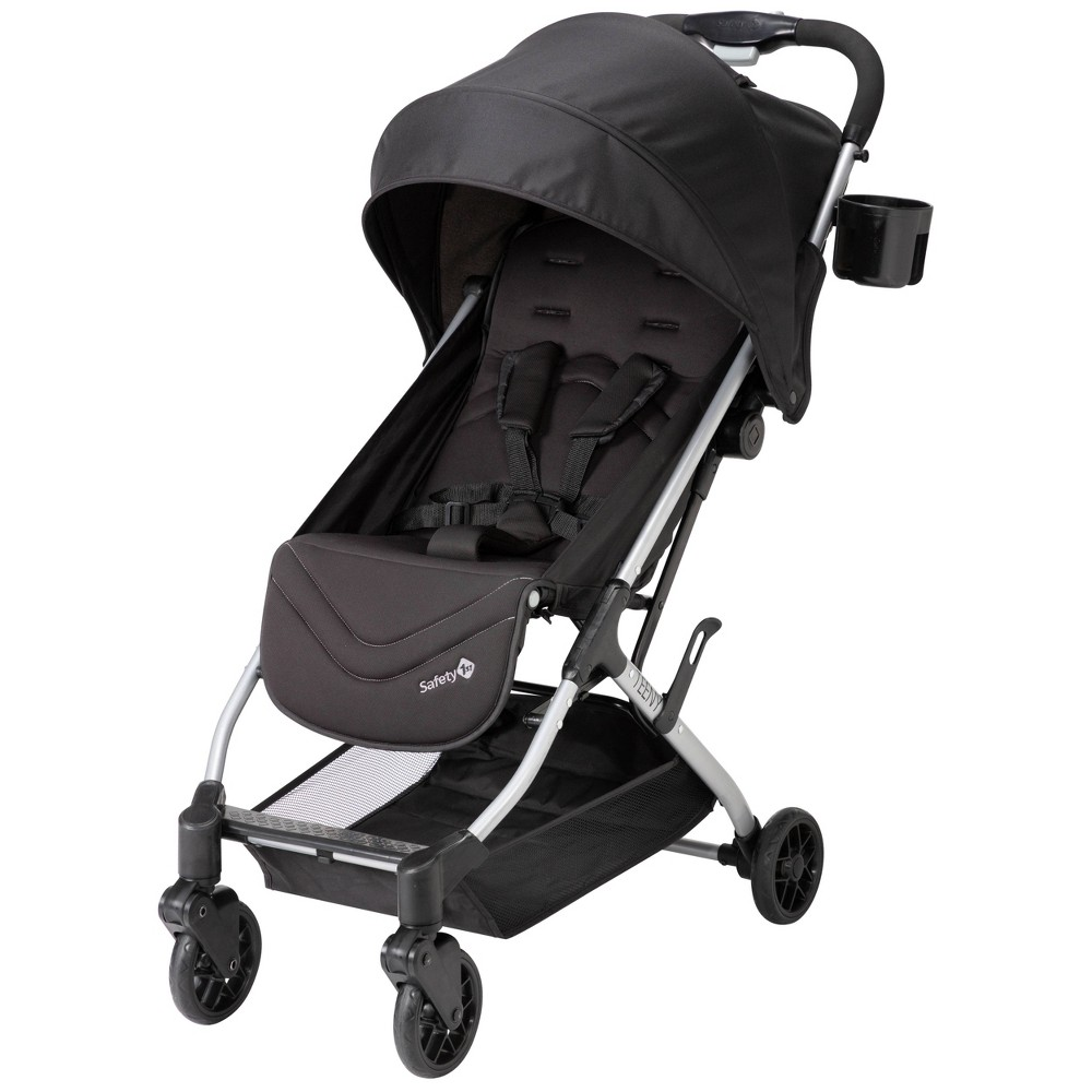 Image of Safety 1st Teeny Ultra Compact Stroller - Black Magic