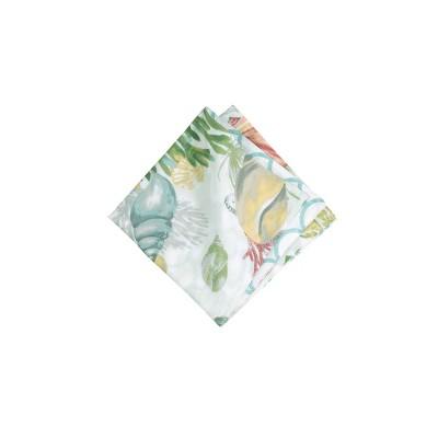 C&F Home Shellwood Sound Napkin Set of 6