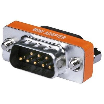Monoprice DB9 Male/Male Mini Null Modem Adapter