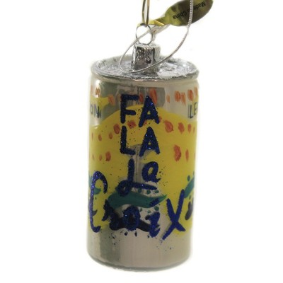 "Holiday Ornament 3.0"" Fa La La Croix Sparkling Water Christmas  -  Tree Ornaments"