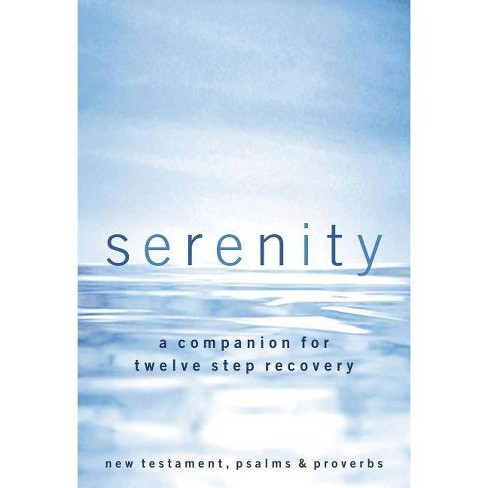 Serenity-NKJV - by  Robert Hemfelt & Richard Fowler (Paperback) - image 1 of 1