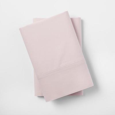 Ultra Soft Pillowcase Set (Standard)Soft Pink 300 Thread Count - Threshold™