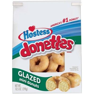 Hostess Glazed Donettes Bag - 10.5oz