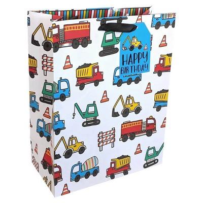Medium OB Construction Gift Bag - Spritz™