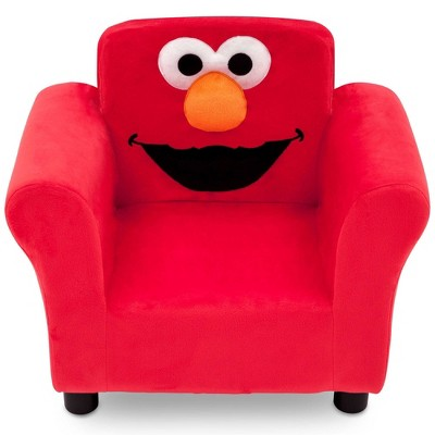 Sesame Street Elmo Upholstered Chair - Delta Children