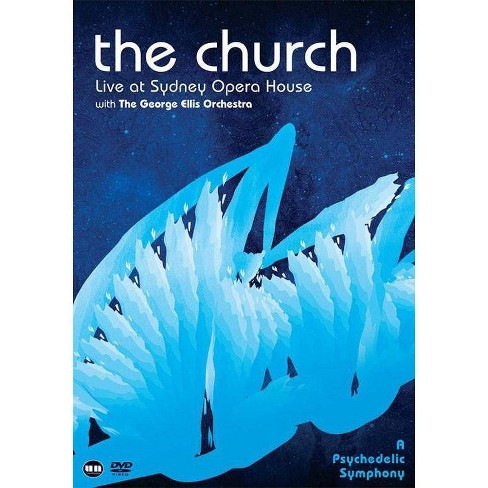 The Church Live at Sydney Opera House: Psychedelic Symphony (DVD) - image 1 of 1