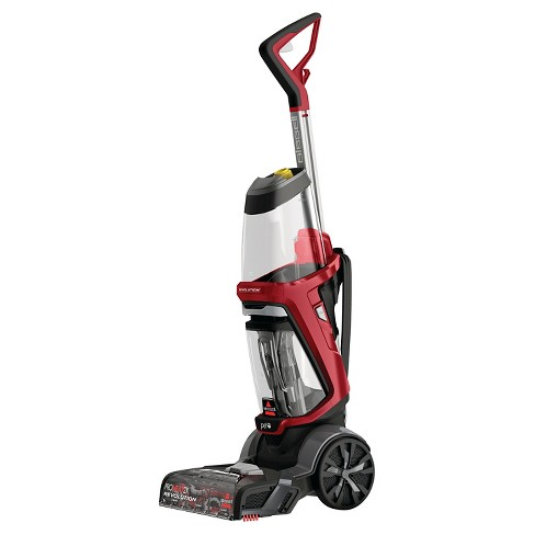 Bissell Proheat 2x Revolution Pet Upright Carpet Cleaner Red