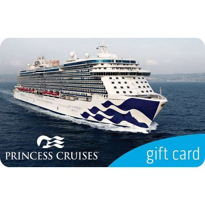 Princess Cruise Lines $50 (Email Delivery)