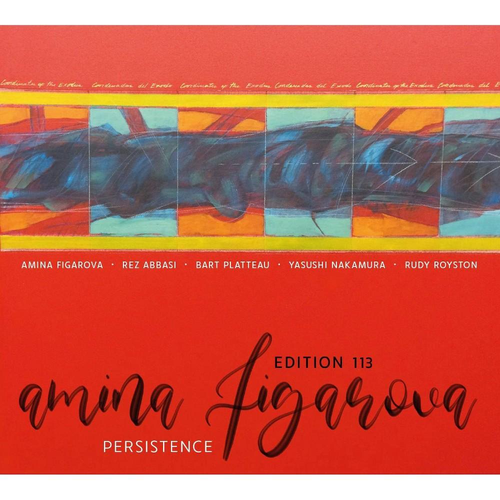 Amina Figarova Ed Amina Figarova Edition 113 Persistence Cd