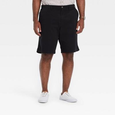 "Men's Big & Tall 10.5"" Linden Flat Front Shorts - Goodfellow & Co™"