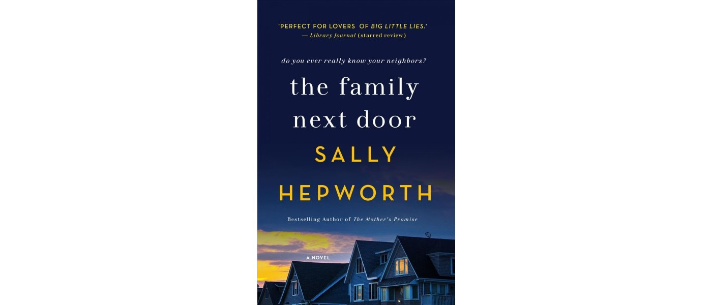 Family Next Door -  Reprint by Sally Hepworth (Paperback) - image 1 of 1