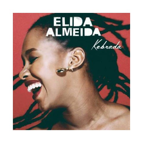 Elida Almeida - Kebrada (CD) - image 1 of 1