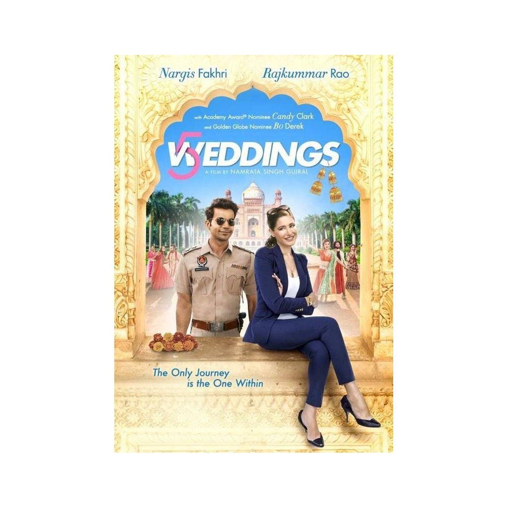 5 Weddings Dvd 2019