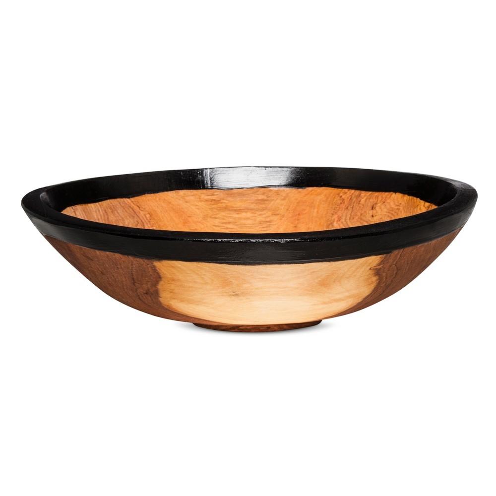 Image of Kuni Decorative Bowl - Black - Accompany