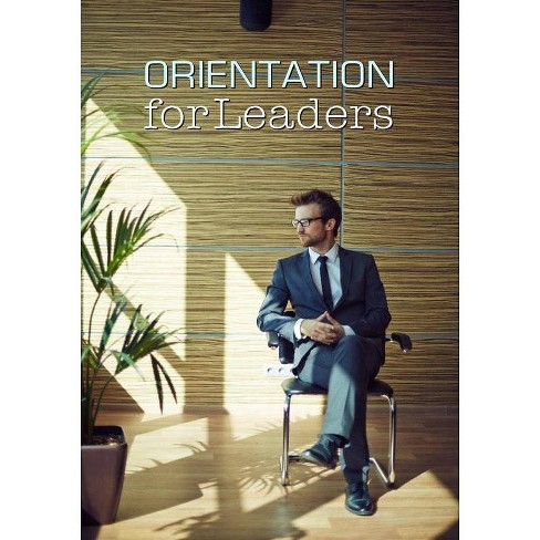 Orientation for Leaders (DVD) - image 1 of 1