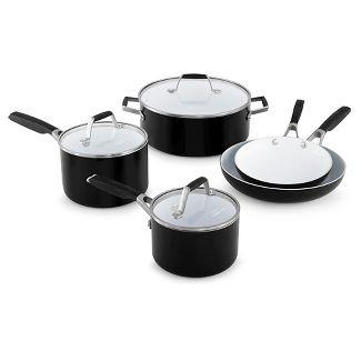 u0022Select By Calphalon Ceramic Nonstick 8-Piece Cookware Setu0022