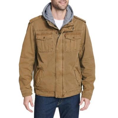 Levi's® Men's Cotton Sherpa Utility Jacket