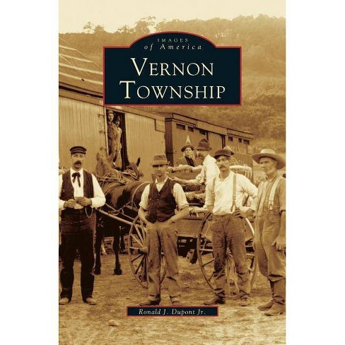 Vernon Township - by  Ronald J Jr DuPont (Hardcover) - image 1 of 1