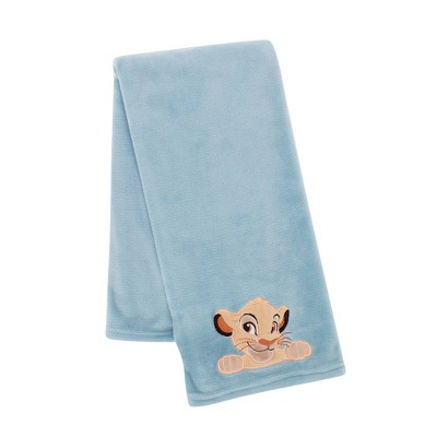 Lambs & Ivy Lion King Adventure Baby Blanket