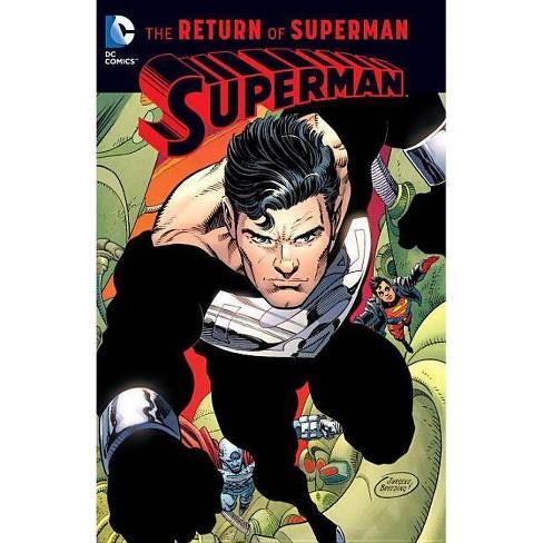 Superman: The Return of Superman - by  Dan Jurgens (Paperback) - image 1 of 1