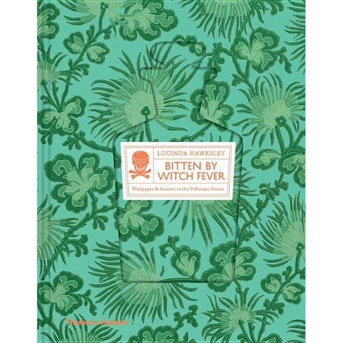 Bitten by Witch Fever - by  Lucinda Hawksley (Hardcover) - image 1 of 1