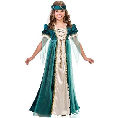 Franco Emerald Juliet Child Costume