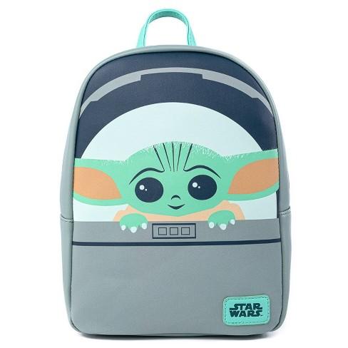Funko The Mandalorian Mini Backpack - The Child - image 1 of 4