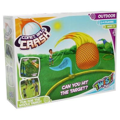 Twist Time Comet Ball Crash