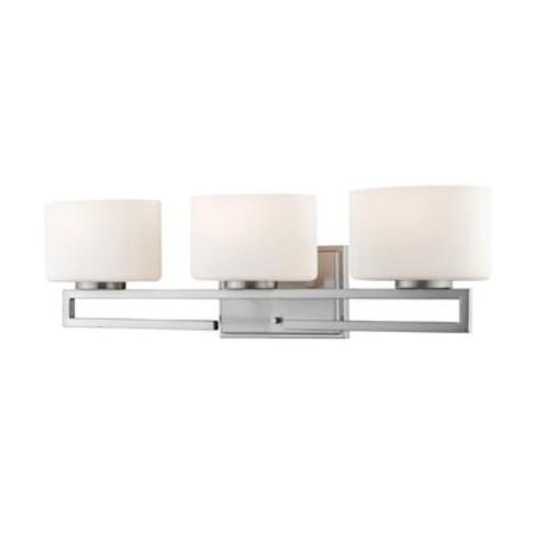 Z Lite 335 3v Led Privet 3 Light 24 3 8 Wide Integrated Led