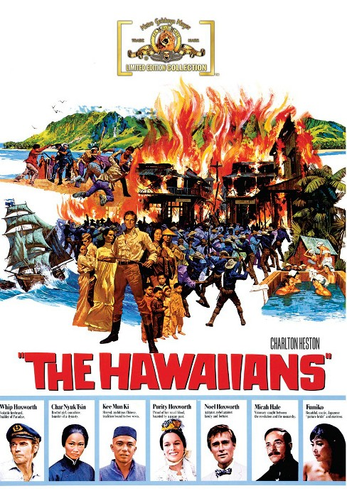 Hawaiians (DVD) - image 1 of 1