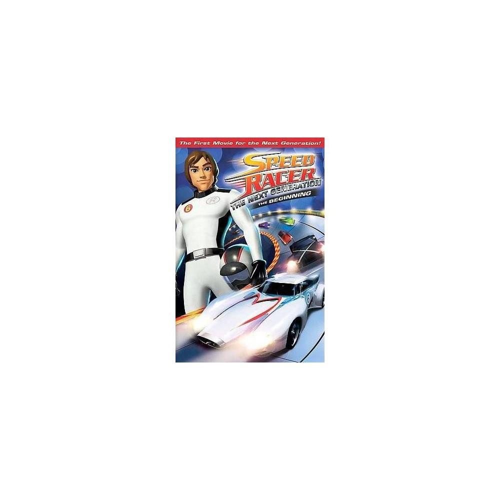Speed Racer The Next Generation:Begin (Dvd)