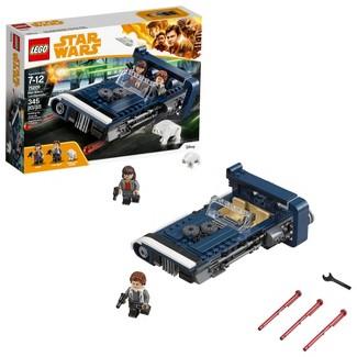 LEGO Star Wars Han Solos Landspeeder 75209