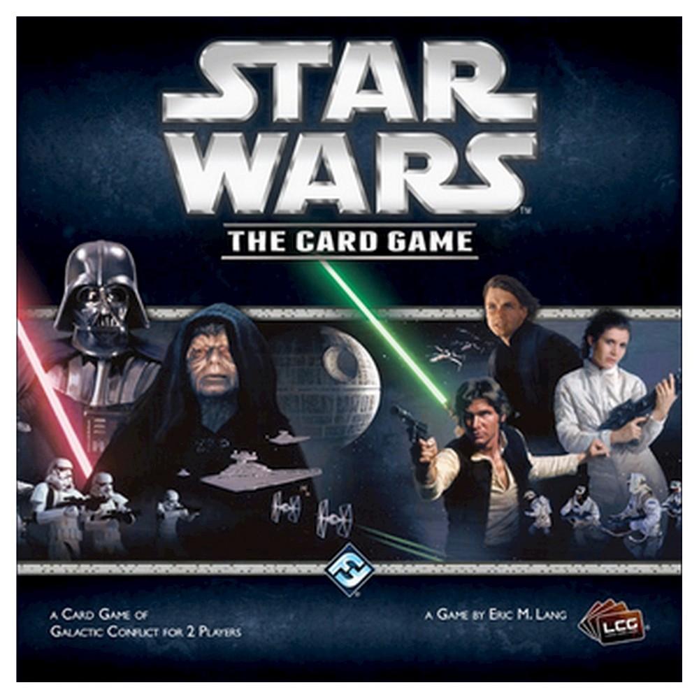 Fantasy Flight Games Star Wars The Card Game