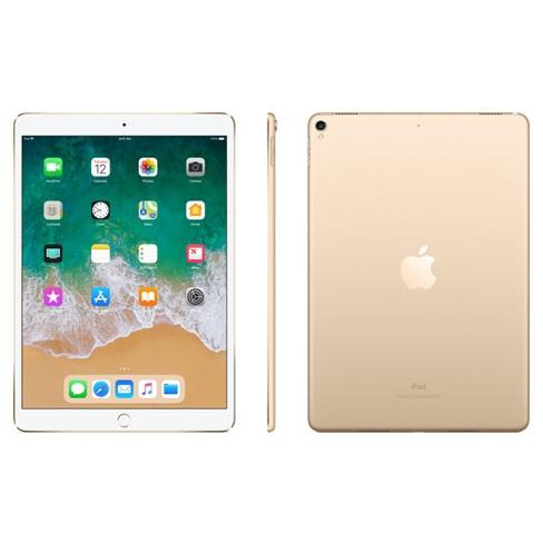 """Apple® iPad Pro 10.5"""" 256GB Wi-Fi Only (2017 Model, MPF12LL/A) - Gold"""
