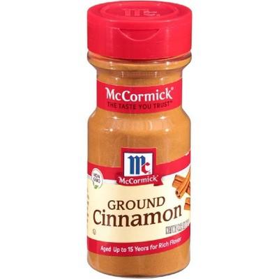 McCormick Ground Cinnamon - 4.12oz